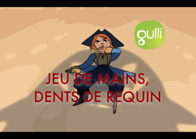 Jeu de Mains, Dents de Requin