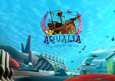 Aqualia, Treasures of the Sea